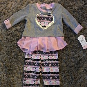 18 mo girls outfit
